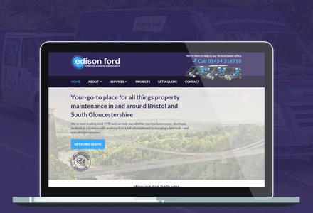 Edison Ford Repairs Thumb